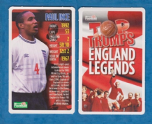 England Paul Ince Manchester United